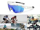 Cycling Sport Fishing Racing Hunting Surfing Running Polarized Sunglasses Blue