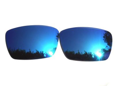 Galaxylense replacement for Oakley Fuel Cell Ocean Blue