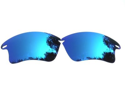 d8ee491025d0f Buy Galaxylense replacement for Oakley Fast Jacket XL Ice Blue ...