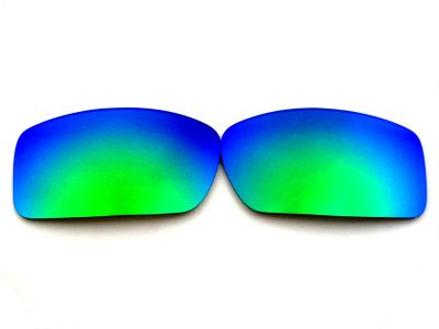Galaxy Replacement Lenses For Oakley Gascan Green Color Polarized