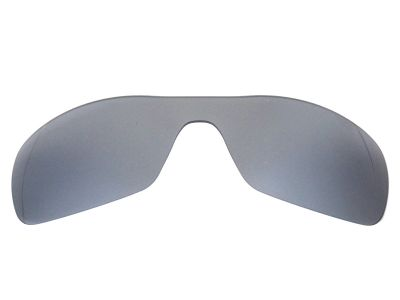 Galaxylense replacement for Oakley Antix Titanium color
