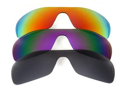 738c8260a0 Buy Galaxylense replacement for Oakley Antix Black Purple Red ...