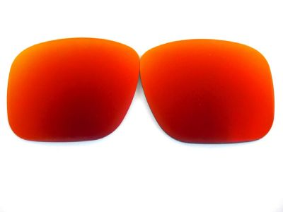 Galaxy Replacement Lenses For Oakley Deviation Red Color Polarized