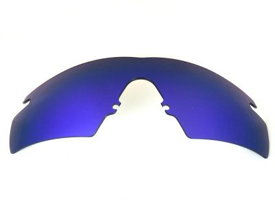Galaxy Replacement Lenses For Oakley M Frame 2.0 Strike Blue color
