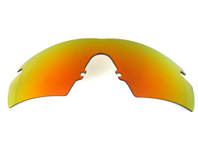 Galaxy Replacement Lenses For Oakley M Frame 2.0 Strike Red Color