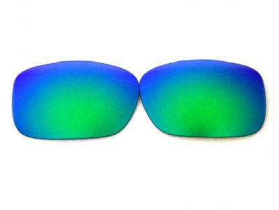 7b5df22bcf Buy Galaxy Replacement Lenses For Oakley Big Taco Green Color ...