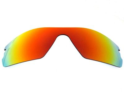 ae341745d2 Buy Galaxy Replacement Lenses For Oakley Radar Path Fire Red color ...