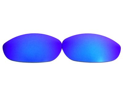Galaxylense replacement for Oakley Monster Dog Blue color