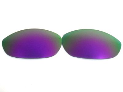 043afbc6c9 Buy Galaxylense replacement for Oakley Monster Dog Purple color ...