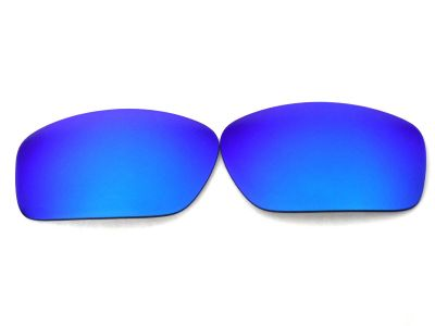 2b8b68cee28cc Buy Galaxy Replacement Lenses For Oakley Valve Blue Color Polarized ...