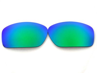 99b093285dcf3 Buy Galaxy Replacement Lenses For Oakley Valve Green Color Polarized ...