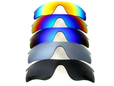 7bc0b6c835 Galaxy Replacement Lenses For Oakley Radarlock Path 5 Color Pairs Polarized