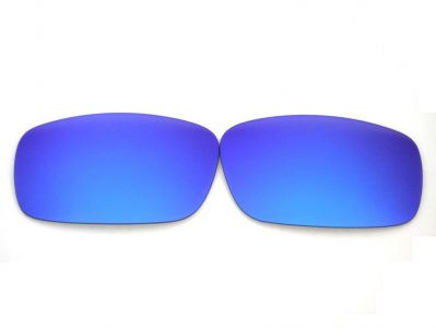 3f90dd5654 Buy Galaxy Replacement Lenses For Oakley Canteen(2006 To 2013) Blue ...