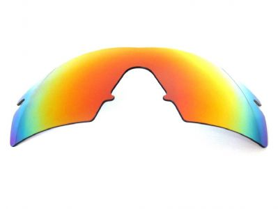 dfa2d2f5620 Galaxy Replacement Lenses For Oakley M Frame Strike Red Color Polarized