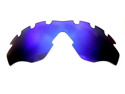 e8eca928ddf0 Buy Galaxy Replacement Lenses For Oakley M2 Frame Vented Blue Color ...