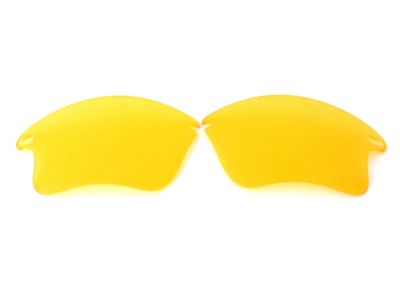 42ebc4fff7 Buy Galaxylense Replacement For Oakley Fast Jacket XL Yellow Night ...