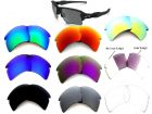 Galaxy Replacement  Lenses For Oakley Flak 2.0 XL 9 Color Pairs