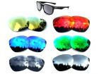 Galaxy Replacement Lenses For Oakley Garage Rock Six Colors, 6 Pairs Polarized