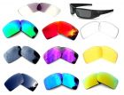 Galaxy Replacement Lenses For Oakley Gascan 10 Color Pairs Polarized