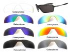 Galaxy Replacement  Lenses For Oakley Probation 7 Color Pairs Polarized