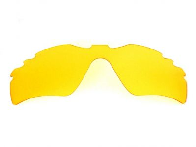 Galaxy Replacement Lenses For Oakley Radar Path Vented Yellow Night Vision