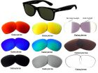 Galaxy Replacement Lenses For Ray Ban RB2132 Polarized 9 Color Pairs 55mm