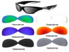 Galaxy Replacement Lenses For Oakley Scar 6 Color Pairs Polarized