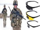U.S. MIL PRF 3101 Tactical Military Ballistic Shooting Sunglasses 3 Color Lenses