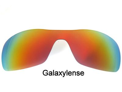 does oakley replace lenses isoq  Galaxylense replacement for Oakley Antix Fire Red color