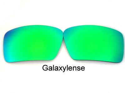 best aftermarket oakley replacement lenses ciic  Galaxylense replacement for Oakley Eyepatch 1&2 Green Color 100% UVAB