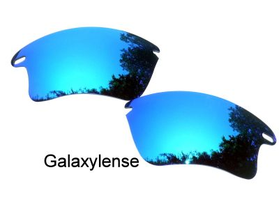 antix oakley replacement lenses balx  Galaxylense replacement for Oakley Fast Jacket XL Ice Blue